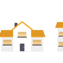 3 Häuser
