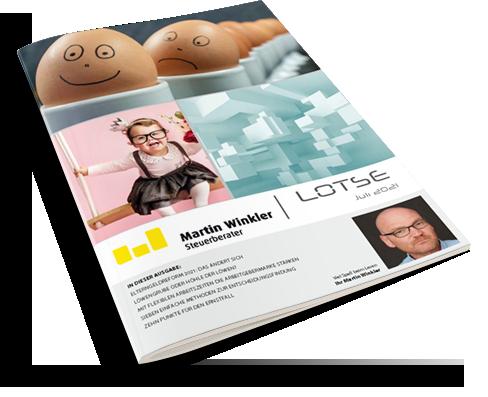 Cover Lotse Sommer 2021